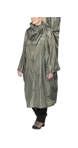 Trekmates Deluxe Pak jakke oliven